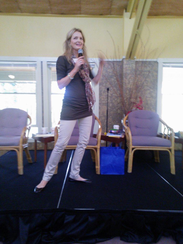 1st Gift of Spirit Demonstration, Omega Institute 2012