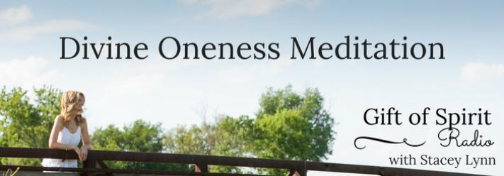 Divine Oneness Meditation